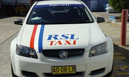 Taxi Cab Sydney